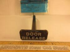 """FORD 1988/1997 AEROSTAR """"ROD ASY"""" (BACK DOOR LATCH CONTROL)  W/DUAL CARGO DOORS"""