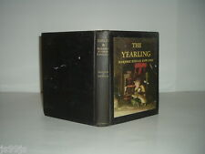 THE YEARLING By MARJORIE KINNAN RAWLINGS With Pictures By N. C. WYETH 1939