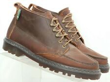 Eastland 202622 Brown Moc Toe Casual Ankle Chukka Boots Women's US 12 M