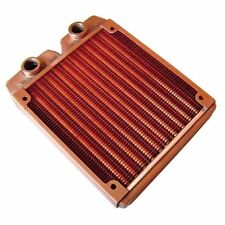 120mm Brass Copper Heatsink Radiator for PC Linquid Water Cooling System Kit