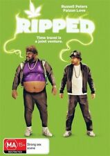 Ripped (DVD, 2018) Russell Peters Falzon Love Comedy [Region 4] NEW/SEALED