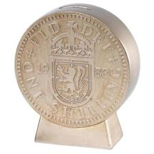 Old Money A28490 Shilling Coin Money Bank