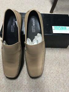 Brand New Men's slip on shoes size 8