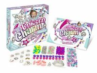 CraftBox Make you own Unicorn Charm Jewellery -