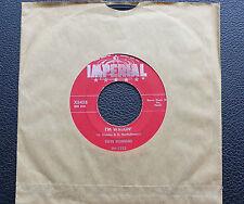 "7"" Fats Domino - I'm Walkin' - US Imperial"