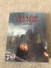 BLADE RUNNER 2049 - FILMARENA FAC #101 DOUBLE LENTICULAR BLU RAY STEELBOOK  NEW