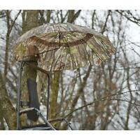 """Large 54"""" UMBRELLA Deer Hunting 2-Person Tree Stand/Ground Conceal Steel Frame"""