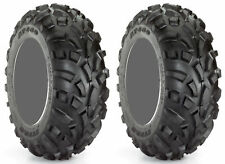 Pair 2 Carlisle AT489 26x10-12 ATV Tire Set 26x10x12 489 A/T 26-10-12