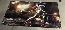 MACROSS banner action figure model poster POD GLAUG KIT SPACE weapon TOY MECH B6