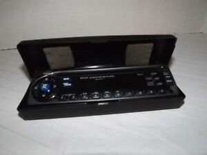 JENSEN MP3510 CD Receiver / MP3 Player Faceplate and Case
