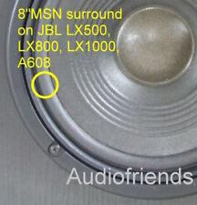 Schaumstoff Sicken für JBL LX500, LX800, LX1000, A608, usw. - 4 Stück