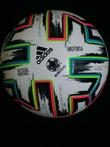 NEW OFFICIAL ADIDAS MATCH BALL UNIFORIA FIFA APPROVED SIZE 5