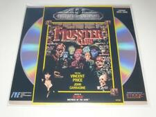LaserDisc ~ The Monster Club ~ Vincent Price / John Carradine ~ NTSC ~ Elvira