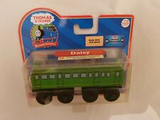 Thomas The Tank Engine & Friends WOOD TRAIN DAISY WOODEN NEW IN BOX