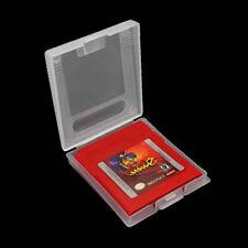 10pcs Game Card Cartridge Case Storage Box For Pokemon GameBoy Color G VDK