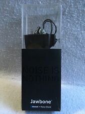 Open Box Jawbone 1 Bluetooth + Noise Shield Headset Earpiece Fast Shipping
