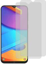 2x CLEAR LCD screen guard protector de pantalla for Samsung Galaxy M10s SM-M107