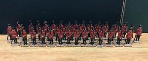 Johillco: 10mm Grenadier Guards From Coronation Display. Post War c1955