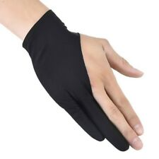 For iPad Pro 9.7 10.5 12.9 Inch Pencil 2-Finger Tablet Drawing Anti-Touch Gloves