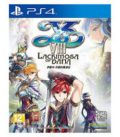YS VIII 8 Lacrimosa of Dana Sony Playstation PS4 2017 Chinese Pre-Owned