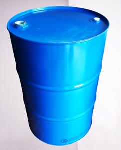 Spundfass 220 L, Blechfass, Gefahrgutzulassung, Stalblechfass mit Sicken, Fässer