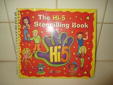 The Hi-5 Stencilling Book (Board Book)