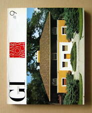 GI Global Interior #9, Houses by Frank Lloyd Wright 1, / 1975, 1976