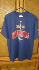 NEW NBA AUTHENTIC 2016 CHAMPIONS CLEVELAND CAVALIERS MAJESTIC T-SHIRT Sz. L / G