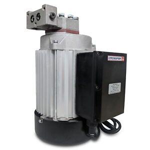 Motor mit Pumpe für Holzspalter 4-7 Tonnen Hydraulikaggregat Crossfer Rotenbach