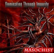 Gociations Through Impurity-MASOCHISTE CD NEUF