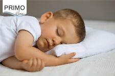 Baby Cuscino lattice copertura 100% COTONE antibatterico per lettino (+18 M) primo Linea