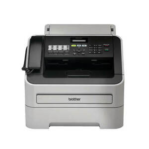 Brother Fax-2950 Mono Laser Fax Machine with builtin handset and digital scanner