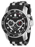 Invicta Men's Pro Diver 21927 48mm Black Dial Chronograph Watch