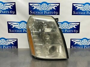 2007 Cadillac Escalade 184k OEM Passenger Side Xenon Headlight - NOTE