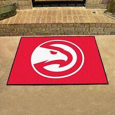 """Atlanta Hawks 34"""" x 43"""" All Star Area Rug Floor Mat"""