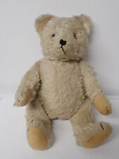 Großer alter Teddy Bär 1950er Jahre