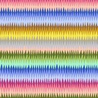 Coupon de tissu patchwork kaffe fassett GP 170 Diamond Stripe Multi 45x55cm