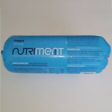 NUTRIMENT RAW Dog food BARF 8 x CHUBB Value Pack PUPPY  * CHEAPEST GUARANTEED *