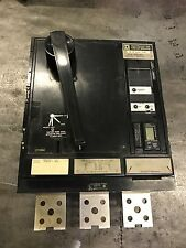 Square-D PEF361600LI, 1600 amp breaker, Long instantaneous  Reconditioned tested