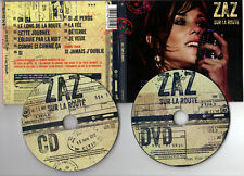 "ZAZ ""Sur La Route"" (CD+DVD Digipack) 2015"