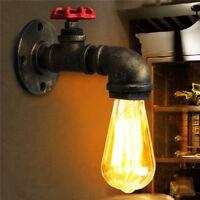 E27 Vintage Industriel Edison Lampe Socket Vintage Ampoule Retro Murale Support