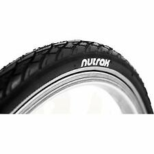 Nutrak 16 X 1 3/8 Siped Street Tyre With Reflective Stripe and Puncture Breaker