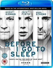 Before I Go To Sleep [Bluray] [DVD]
