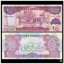 Somaliland 1000 Shillings 2014 (UNC) 全新 索马里兰 1000先令 纸币 2014年 EE721616
