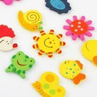 Cute Cartoon Animals Fridge Magnet Sticker Refrigerator Home Chi Decor Gift U0G6