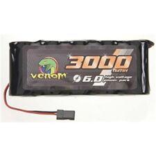Venom Racing 1502 6V 3000mAh NiMH Lrg Scale Rx Battery VNR1502