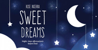 Sweet Dreams Cards Night Time Affirmations Before Bed Rose Inserra 9781925682212