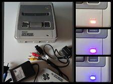 SUPER NINTENDO 50/60 HZ PAL/NTSC - SNES - SUPERCIC - COMPLETE CONSOLE