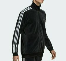 adidas Originals Zip Crew Osaka Extension Velour BK TT