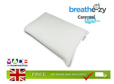 Breathe-zy Epilepsy Anti Suffocation Pillow - UK Manufactured. Free UK Delivery.